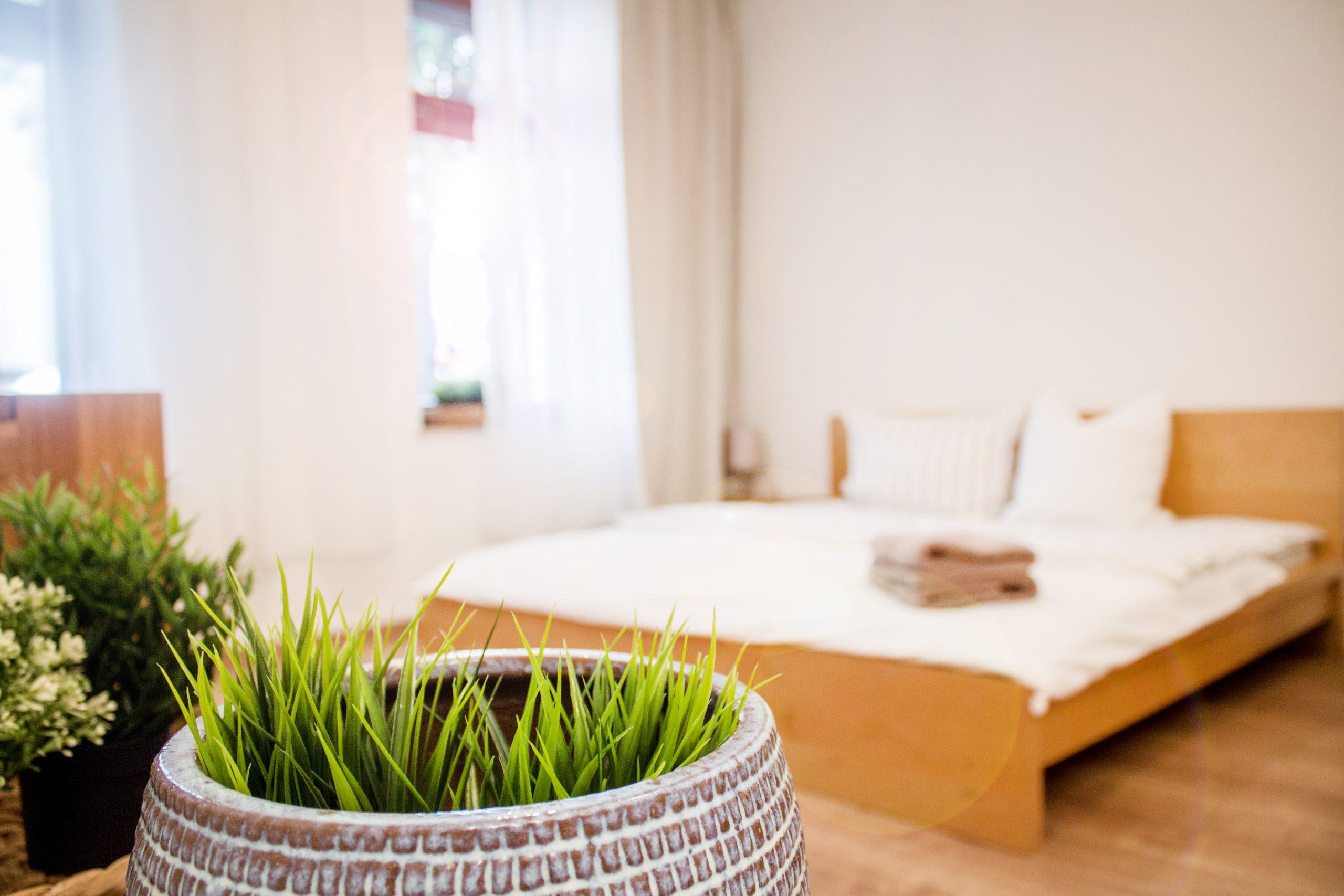 Bild Apartment Dora Schlafzimmer